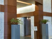 hotel planters