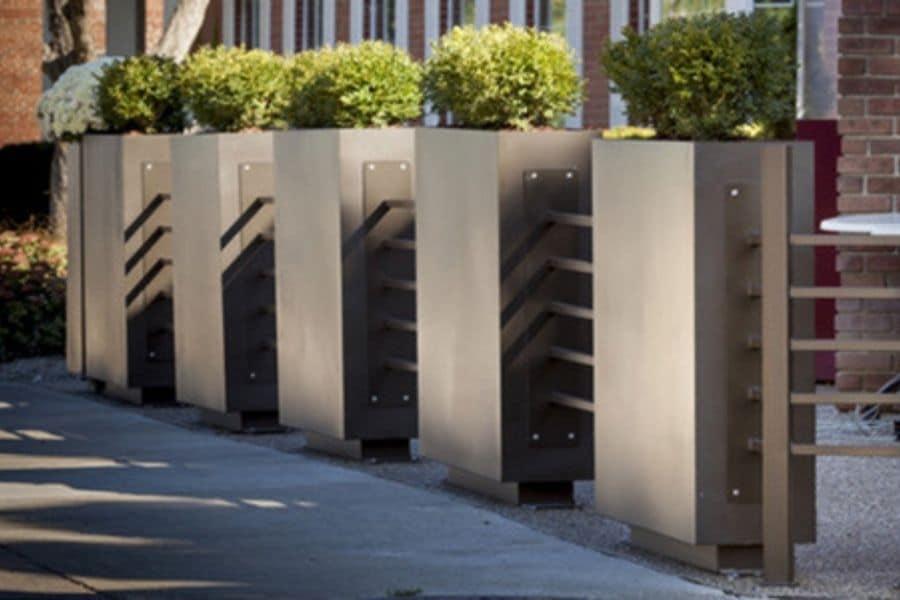 enhance privacy outdoor terrace