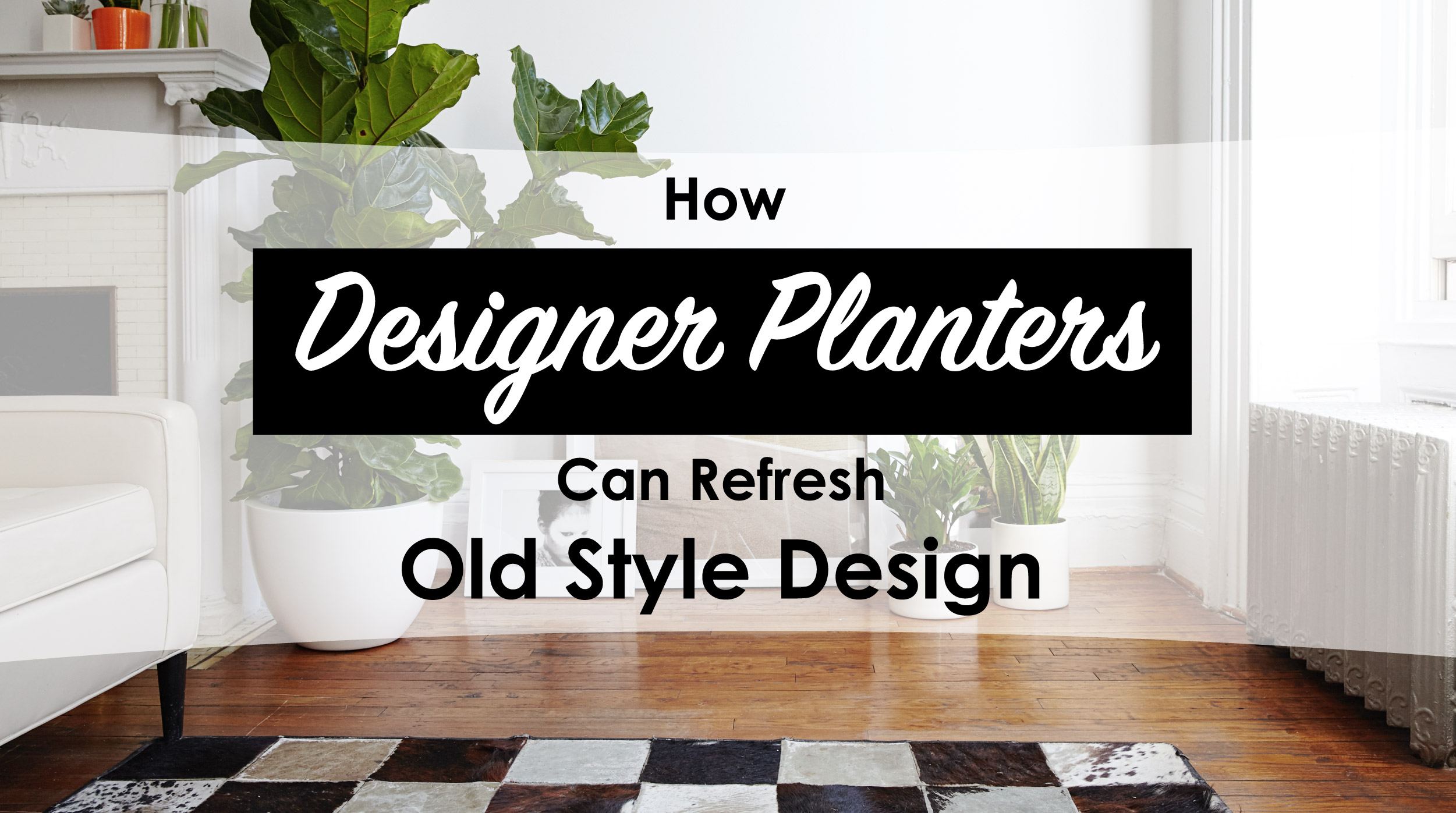 Refresh Old Style Design