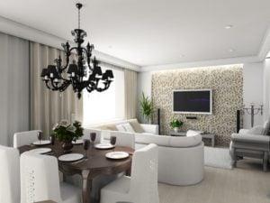 chic interior design