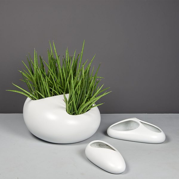 River Rock Planter