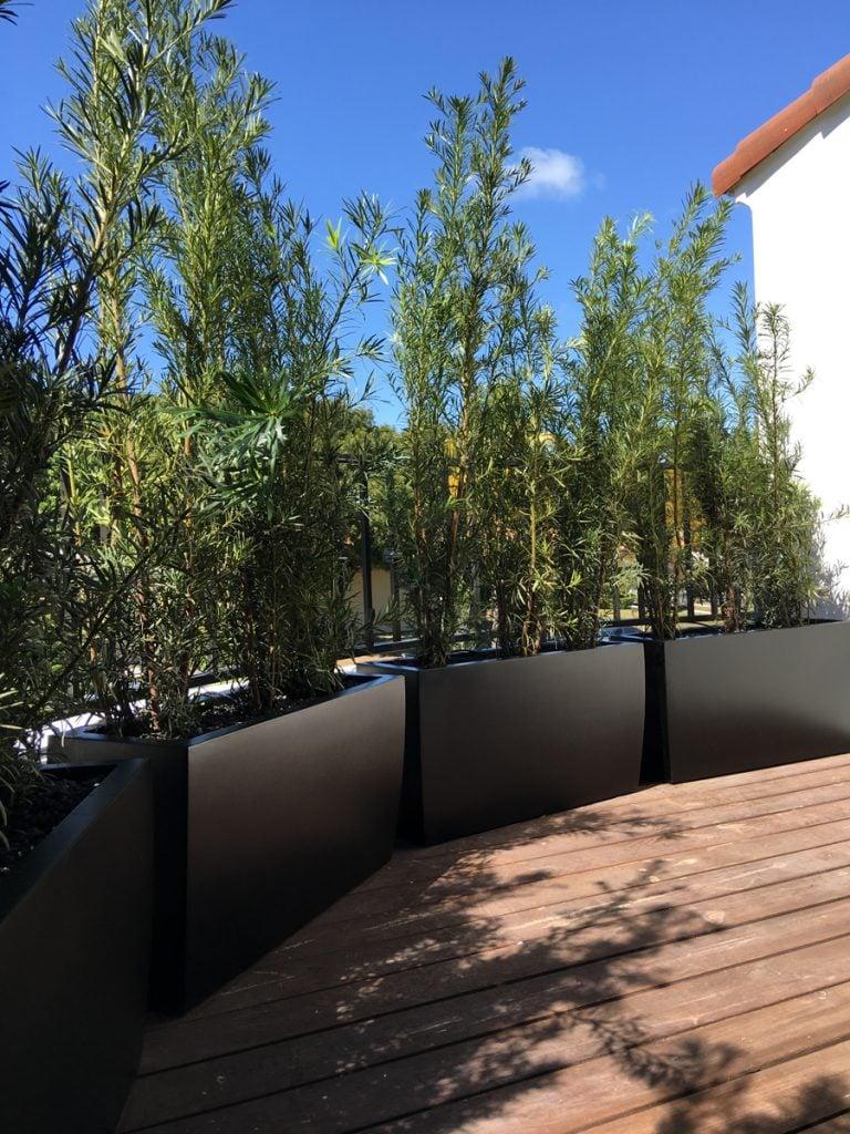 Rectangular Planters Outdoor