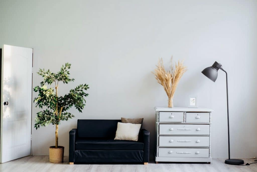 Cluttering the place with everything