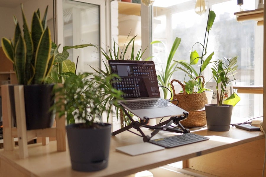 interior decorating trends work from home